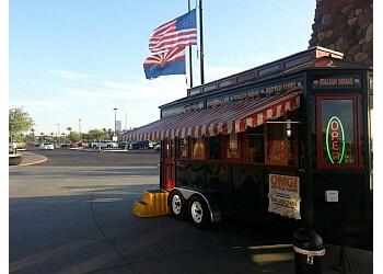 Glendale food truck OMG Kettle Corn