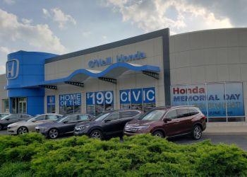 Overland Park car dealership O'NEILL HONDA