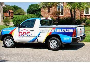 Louisville pest control company OPC Pest Control