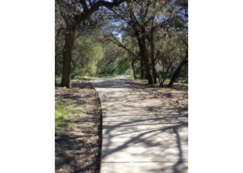 San Antonio hiking trail O. P. Schnabel Park