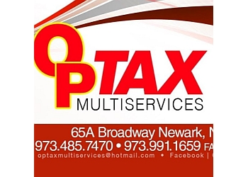 Newark tax service O P Tax Multiservices