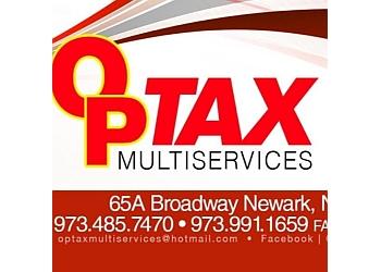Newark tax service O P Tax Multiservices