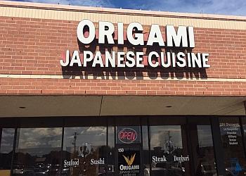 Corpus Christi japanese restaurant ORAGAMI Japanese cuisine