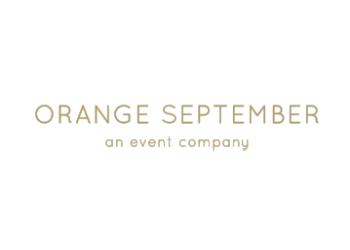 Albuquerque event management company ORANGE SEPTEMBER - an event company