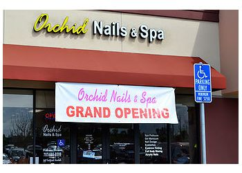 Vallejo nail salon ORCHID NAILS & SPA
