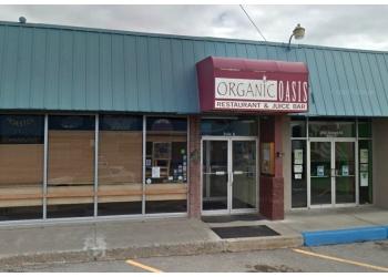 Anchorage vegetarian restaurant ORGANIC OASIS