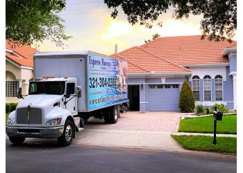 Orlando moving company ORLANDO EXPRESS MOVERS INC.