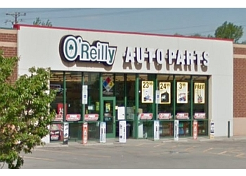 Charlotte auto parts store O'Reilly Auto Parts