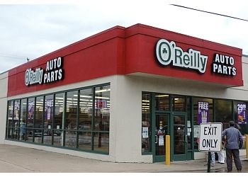 Cleveland auto parts store O'Reilly Auto Parts