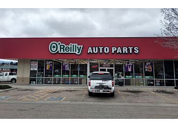 Colorado Springs auto parts store O'Reilly Auto Parts