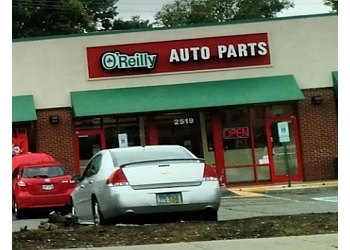Columbus auto parts store O'Reilly Auto Parts