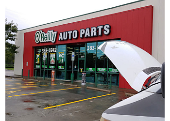 Durham auto parts store O'Reilly Auto Parts
