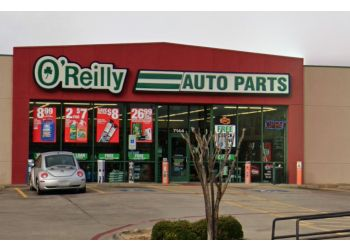 Fort Worth auto parts store O'Reilly Auto Parts