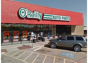 Garland auto parts store O'Reilly Auto Parts