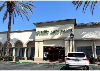 Irvine auto parts store O'Reilly Auto Parts