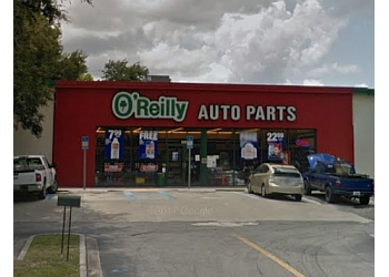 Jacksonville auto parts store O'Reilly Auto Parts
