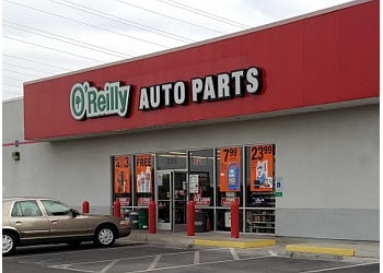 Las Vegas auto parts store O'Reilly Auto Parts