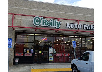Long Beach auto parts store O'Reilly Auto Parts