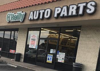 Los Angeles auto parts store O'Reilly Auto Parts