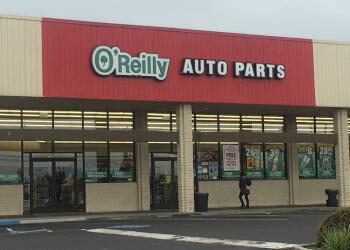 Modesto auto parts store O'Reilly Auto Parts