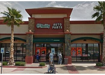 North Las Vegas auto parts store O'Reilly Auto Parts