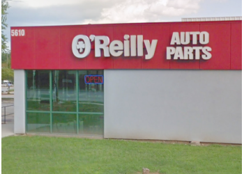 Raleigh auto parts store O'Reilly Auto Parts