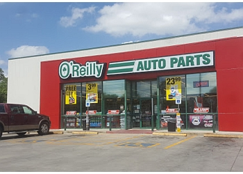 San Antonio auto parts store O'Reilly Auto Parts