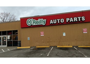 Seattle auto parts store O'Reilly Auto Parts