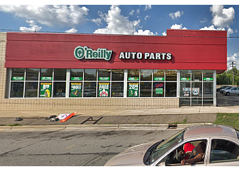 Warren auto parts store O'Reilly Auto Parts