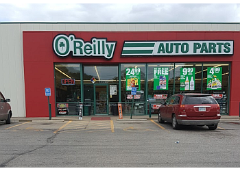 Wichita auto parts store O'Reilly Auto Parts