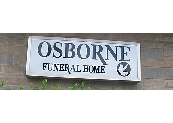 Evansville funeral home OSBORNE FUNERAL HOME