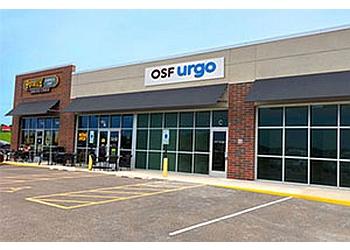 Peoria urgent care clinic OSF Urgo