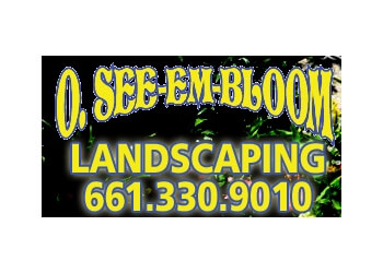 Bakersfield landscaping company O. See-Em-Bloom Landscaping