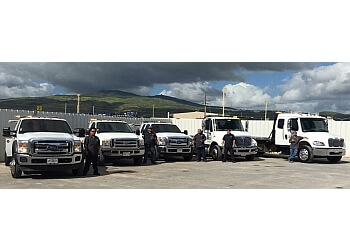 Honolulu towing company O'Sung Towing & Recovery