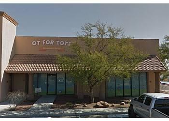 El Paso occupational therapist OT For Tots
