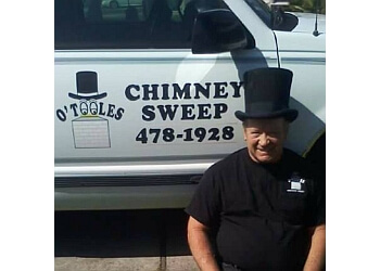Stockton chimney sweep O'Toole's Chimney Sweep
