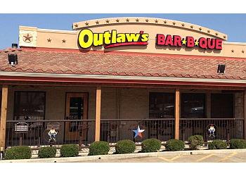 Grand Prairie barbecue restaurant OUTLAW'S BAR-B-QUE