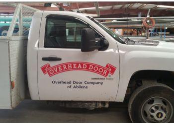 Abilene garage door repair OVERHEAD DOOR COMPANY OF ABILENE