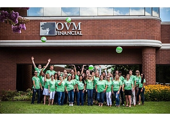 Chesapeake mortgage company OVM Financial