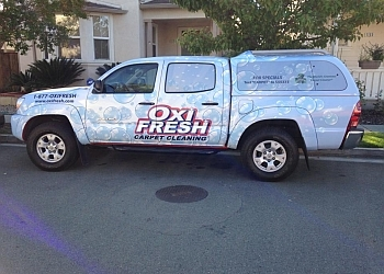 Berkeley carpet cleaner OXI FRESH
