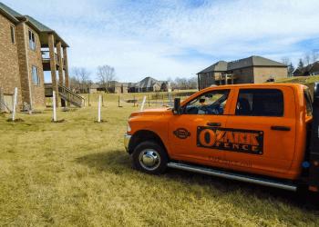 Springfield fencing contractor OZARK FENCE