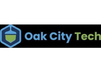 Durham web designer Oak City Technology, LLC.