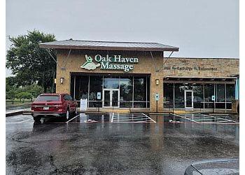 Austin massage therapy Oak Haven Massage