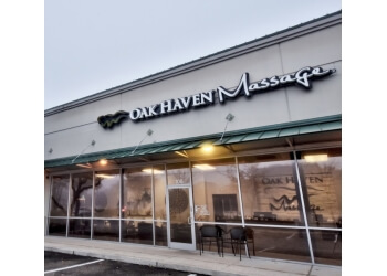 San Antonio massage therapy Oak Haven Massage