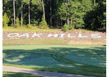 Columbia golf course Oak Hills Golf Club
