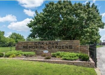 Olathe funeral home Oak Lawn Memorial Gardens