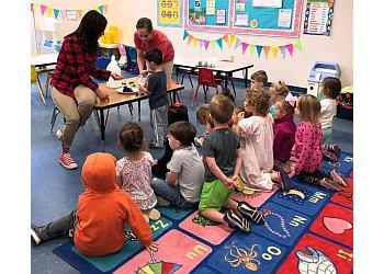 Mobile preschool Oak Park Childcare Center