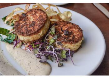 Charleston steak house Oak Steakhouse