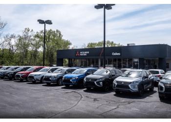 Kansas City car dealership Oakes Mitsubishi