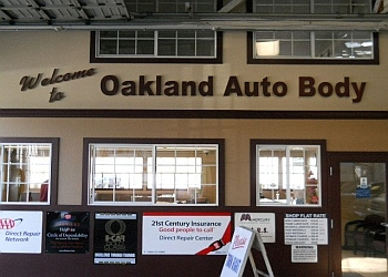 Oakland auto body shop Oakland Auto Body